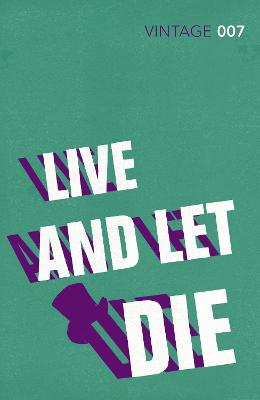 Live and Let Die Vintage 007