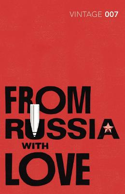 From Russia with Love Vintage 007