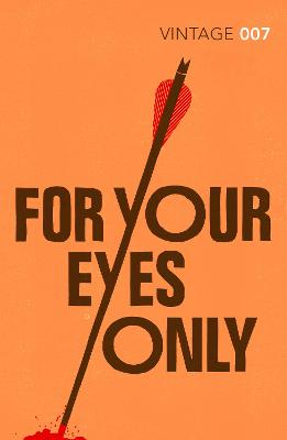 For Your Eyes Only Vintage 007