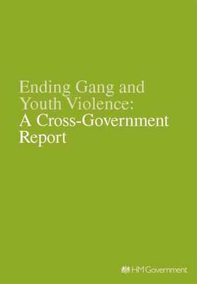 Ending Gang and Youth Violence: A Cross-Government Report
