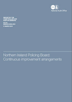 Northern Ireland Policing Board: continuous improvement arrangements