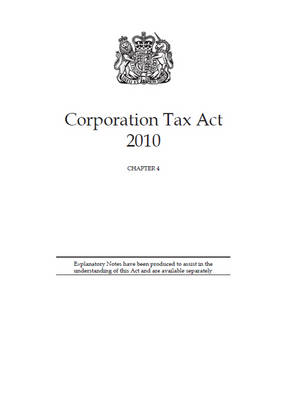 Corporation Tax Act 2010: Chapter 4