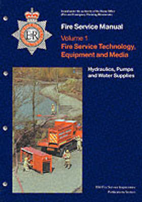 Hydraulics: v. 1: Fire Service Technology, Equipment and Media