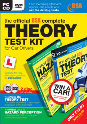 The Official DSA Complete Theory Test Kit: Valid for Tests Taken from 4th September