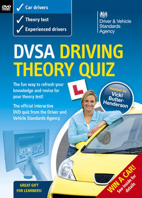 DSA Driving Theory Quiz: 2008/09: Valid for Tests Taken from 1 September 2008