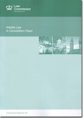 Wildlife law: a consultation paper
