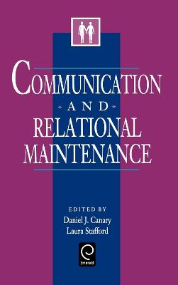 Communication and Relational Maintenance