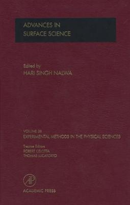 Advances in Surface Science: Volume 38