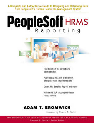 PeopleSoft HRMS Reporting