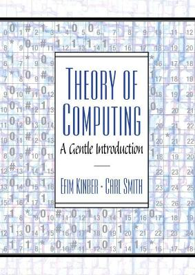 Theory of Computing: A Gentle Introduction