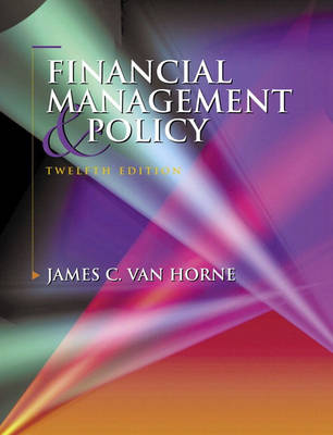 Financial Management and Policy: United States Edition