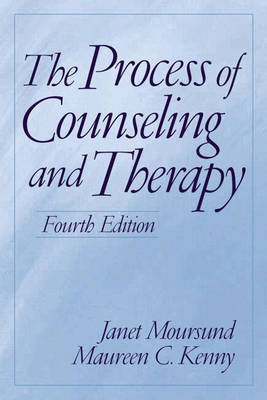 The Process of Counseling and Therapy
