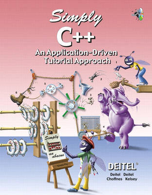 Simply C++: An Application-Driven Tutorial Approach: United States Edition