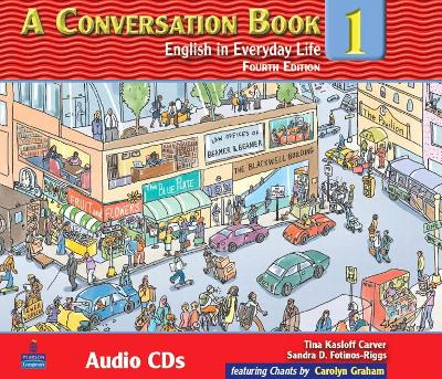 A Conversation Book 1: English in Everyday Life Audio Program (3 CDs)