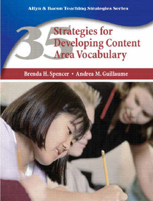35 Strategies for Developing Content Area Vocabulary