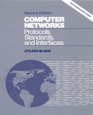 Computer Networks: Protocols, Standards and Interface: United States Edition