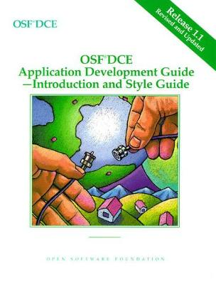 OSF DCE Application Development Guide, Volume I: Introduction and Style Guide Release 1.1