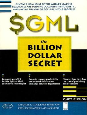 SGML: The Billion Dollar Secret