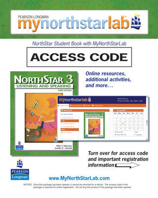 MyNorthStarLab, NorthStar Listening and Speaking 3 (Student Access Code only)