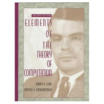 Elements of the Theory of Computation: United States Edition