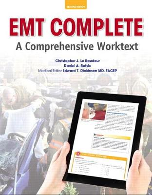 EMT Complete: A Comprehensive Worktext