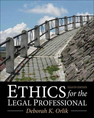 Ethics for the Legal Professional