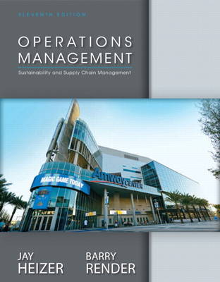 Operations Management Plus NEW MyOmLab with Pearson eText -- Access Card Package