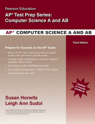 Pearson Education's Review for the AP* Computer Science A and AB Exams