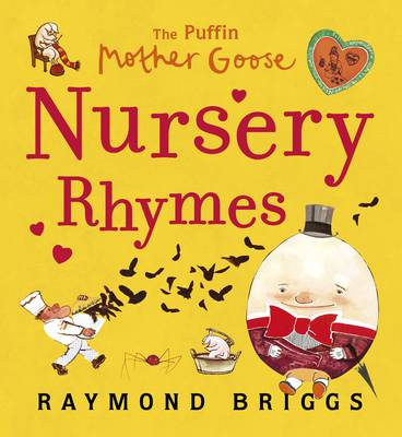 Puffin Mother Goose Nursery Rhymes
