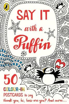 Say It With A Puffin