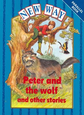 New Way Blue Level Parallel Book - Peter and the Wolf