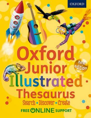 Oxford Junior Illustrated Thesaurus