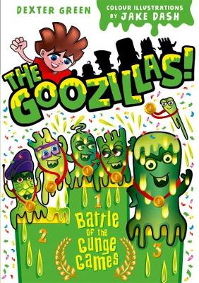The Goozillas!: Battle of the Gunge Games