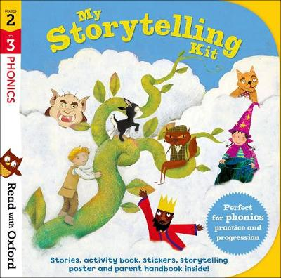 Read with Oxford: Stages 2-3: Phonics: My Storytelling Kit