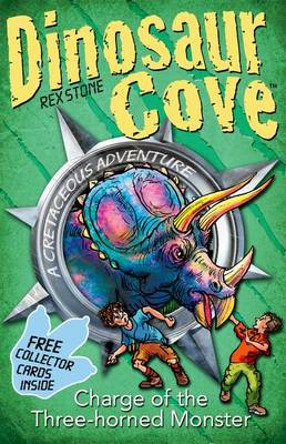 Dinosaur Cove: Charge of the Three Horned Monster