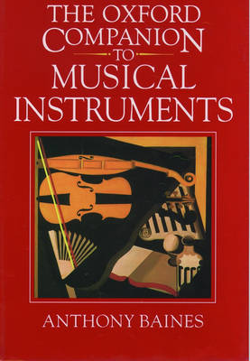 The Oxford Companion to Musical Instruments
