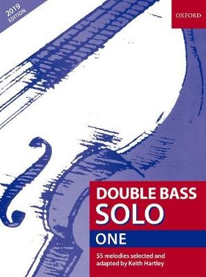 Double Bass Solo: Fifty Melodies: Bk. 1