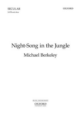 Night Song in the Jungle