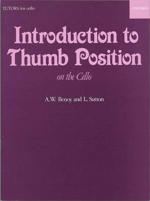 An Introduction to Thumb Position