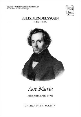 Ave Maria: Vocal Score