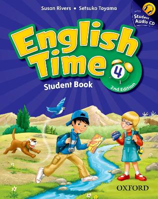 English Time: 4: Student Book