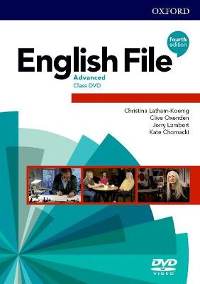 English File: Advanced: Class DVDs