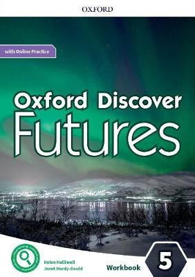Oxford Discover Futures Level 5. Workbook with Online Practice