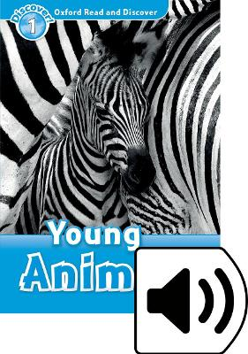 Oxford Read & Discover 1 Young Animals MP3 Audio (Lmtd+Perp)