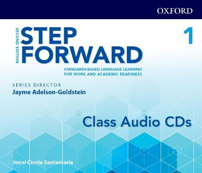 Step Forward: Level 1: Class Audio CD: Standards-based language learning for work and academic readiness