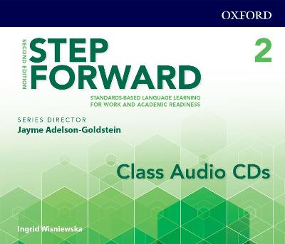 Step Forward: Level 2: Class Audio CD: Standards-based language learning for work and academic readiness