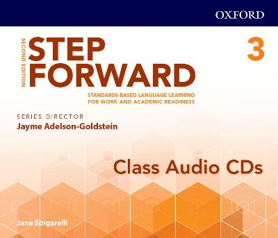 Step Forward: Level 3: Class Audio CD: Standards-based language learning for work and academic readiness