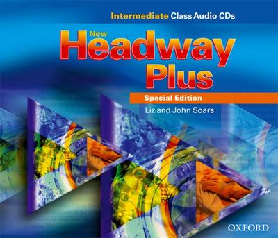 New Headway Plus Special Edition Intermediate Class CD (2 Discs)