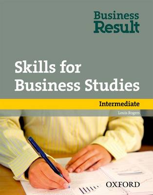 Business Result: Intermediate: Skills for Business Studies Pack: A reading and writing skills book for business students