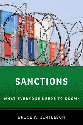Sanctions: What Everyone Needs to Know (R)